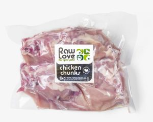 1kg Chicken Chuncks - Treats For Dogs