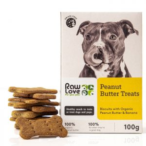 Peanut Butter Treats 100g